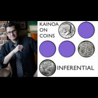Kainoa on Coins Inferential by Kainoa Harbottle
