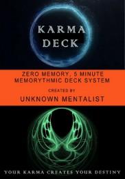 Karma Deck by Unknown Mentalist
