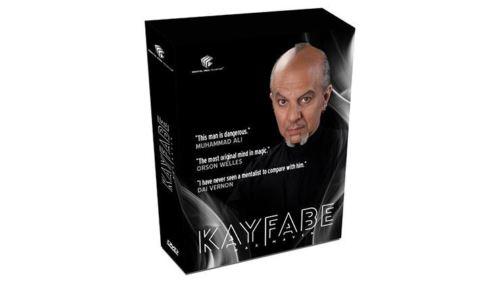 Kayfabe by Max Maven and Luis De Matos