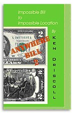 Ken Driscoll – Anywhere Bill Vol 1