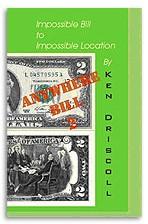 Ken Driscoll – Anywhere Bill Vol 1