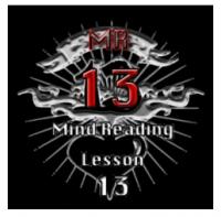 Kenton Knepper – Mind Reading Lessons 1-13