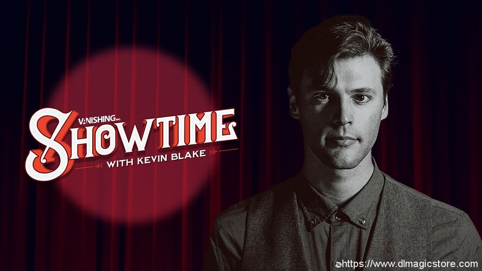 Kevin Blake – Vanishing Inc. Showtime