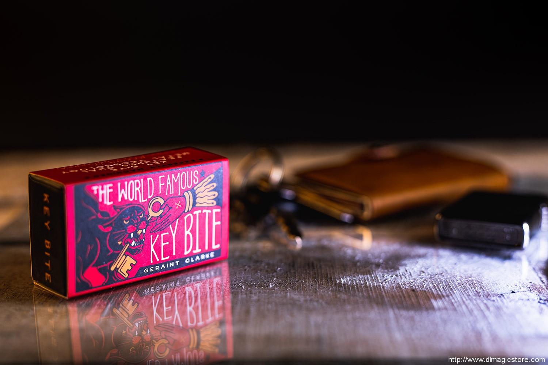 Key Bite by Geraint Clarke