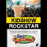 Kid Show Rockstar by Eric Knaus