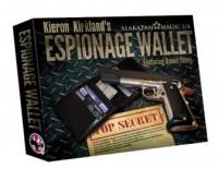 Espionage Wallet by Kieran Kirkland