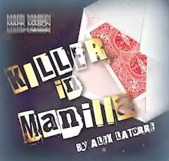 Killer In Manilla by Alex Latorre (Blackpool 2020)