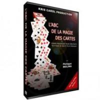 L ABC de la magie des Cartes by Philippe Molina