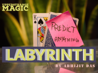 LABYRINTH by Abhijit Das (Instant Download)