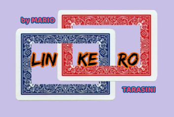 LINKERO by Mario Tarasini (Instant Download)