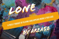 LONE BY AREA52 (Instant Download)