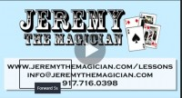 Learn Magic Tricks for Adults by Jeremy Pasternak