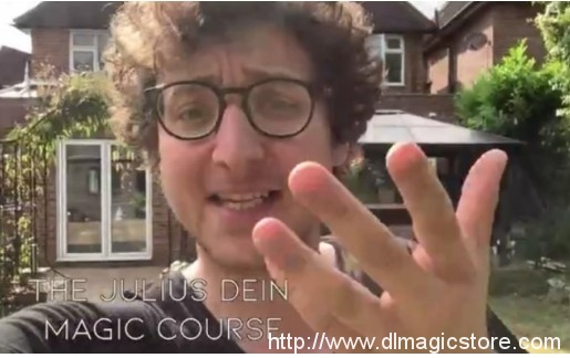 Learn Magic to Amaze Anyone by Julius Dein