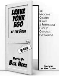 Leave Your Ego At The Door by Bill Herz