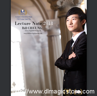 Lecture Notes 2018 by Bill Cheung