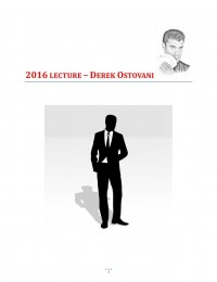 Lecture Notes by Derek Ostovani (Instant Download)