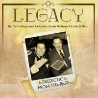 Legacy by the Underground Collective (Jamie Badman & Colin Miller)s