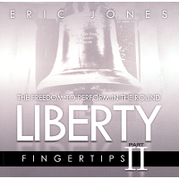 Liberty Fingertips 2 by Eric Jones
