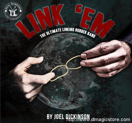 Link 'em by Joel Dickinson (Instant Download)
