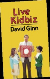 Live Kidbiz 1 by David Ginn