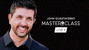 John Guastaferro: Masterclass: Live Live lecture by John Guastaferro