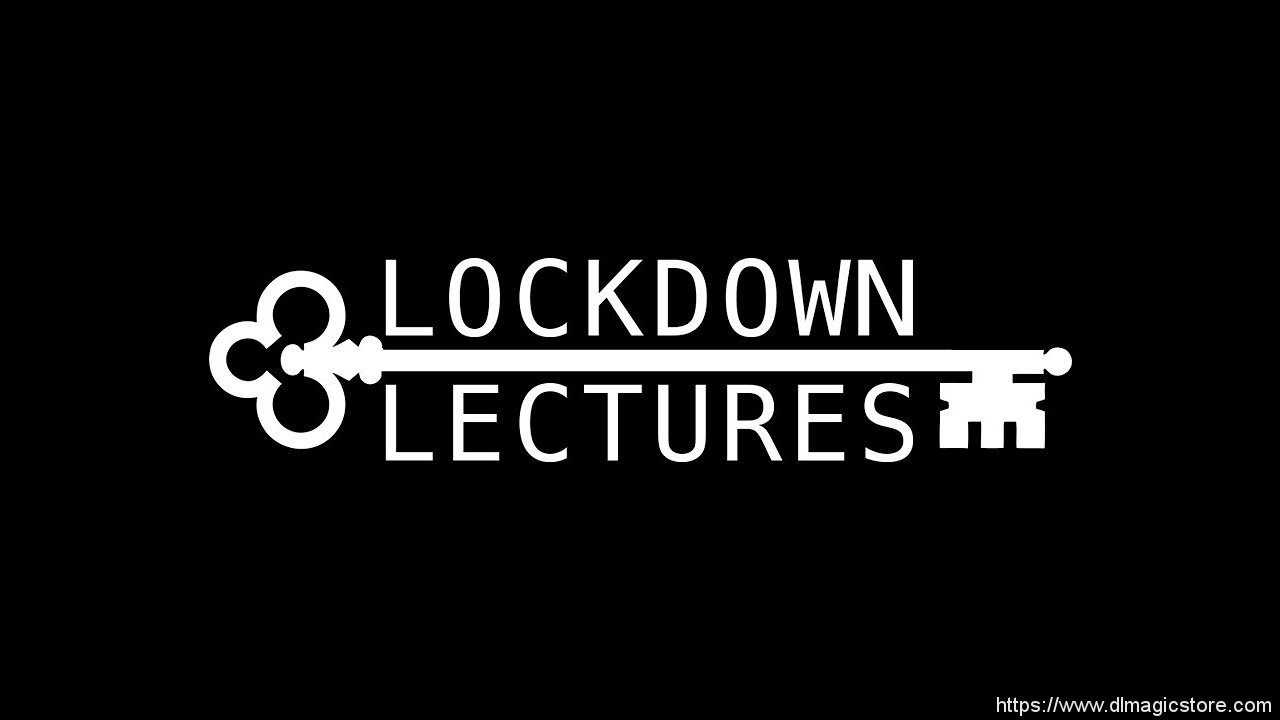 Lockdown Lectures Chapter 1 Healer's Blessing by Lewis Le Val