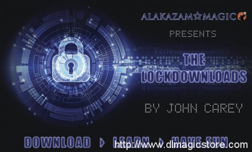 Lockdownloads Volume 1 QUINTET by John Carey