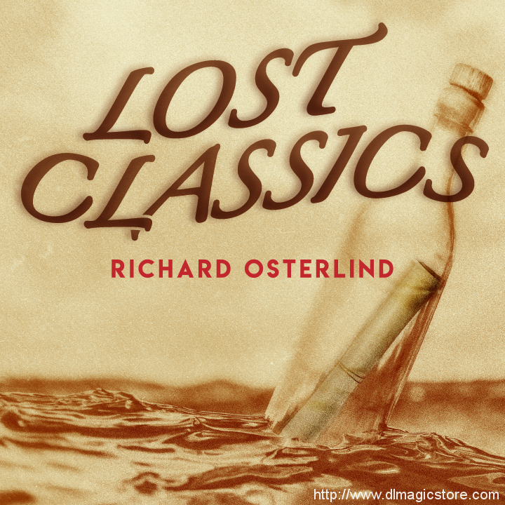 Lost Classics by Richard Osterlind (Instant Download)