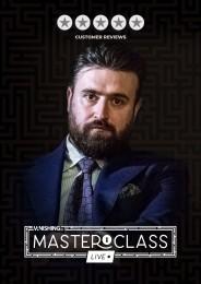 Luke Jermay: Masterclass Live lecture