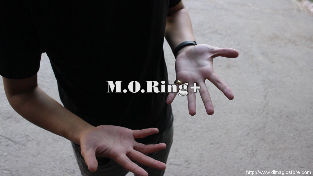 M.O.Ring plus By Sultan Orazaly (Instant Download)