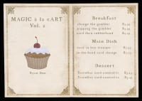 MAGIC a la cART Vol. 2 by Ryan Dux (Instant Download)