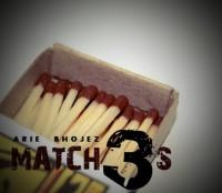 MATCH3S by Arie Bhojez