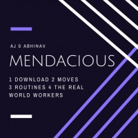 MENDACIOUS by AJ & Abhinav (Instant Download)
