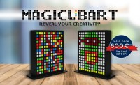 MagiCubArt by Magic 4 Workers