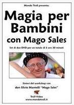 Magia per Bambini con Mago Sales
