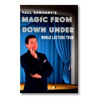 Magic From Down Under World Lecture Tour by Paul Romhany