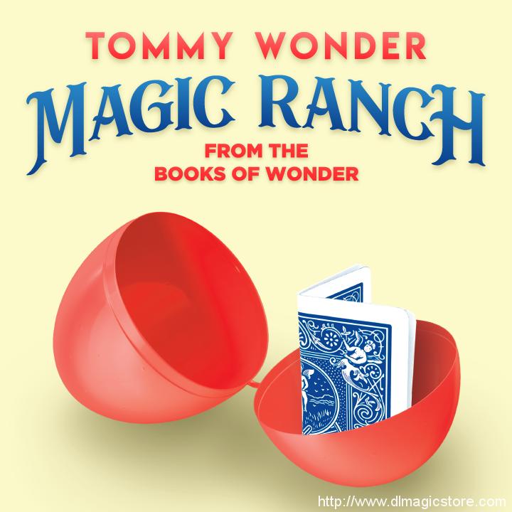 Magic Ranch presented by Dan Harlan (Instant Download)