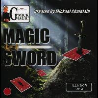 Magic Sword by Mickael Chatelain