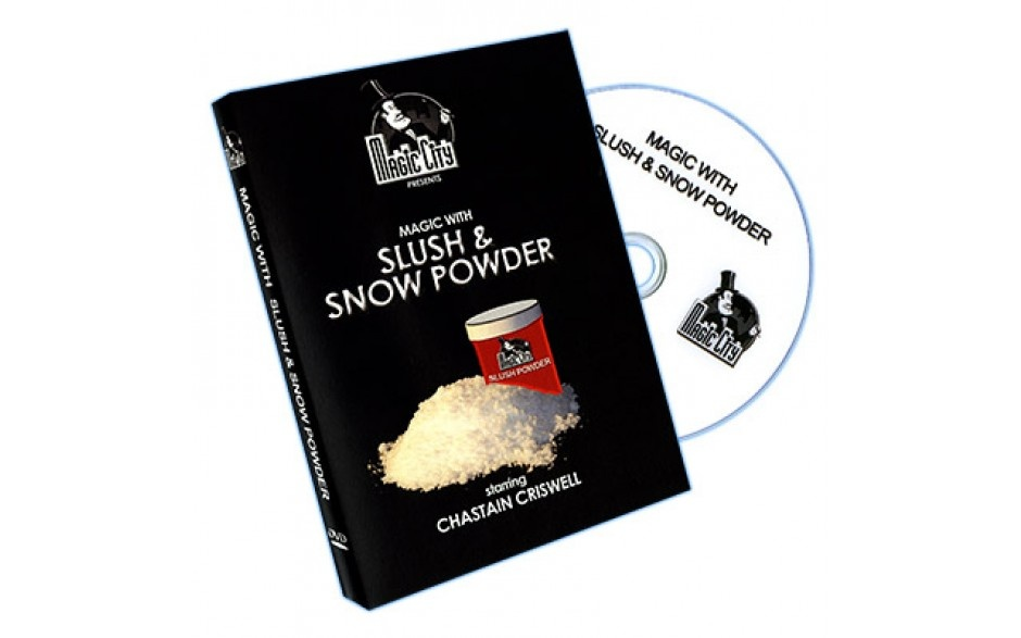 Magic With Slush and Snow Powder by Chastain Chriswell