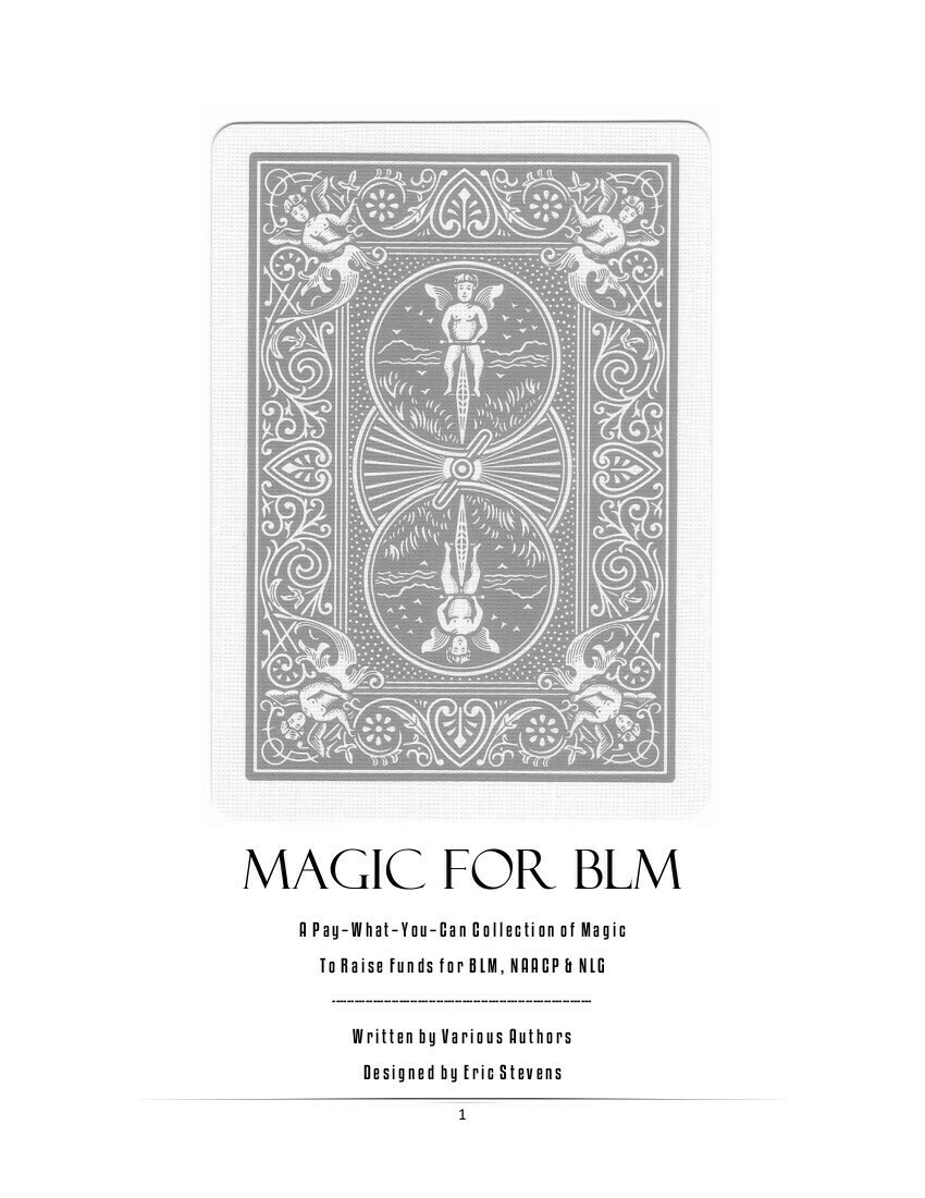 Magic for BLM by Nathan Colwell