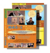 Magic for Young Adults Ages 10-17 2 Volume set