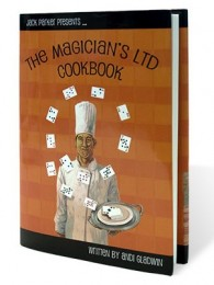 Magician's Ltd Cookbook by Jack Parker and Andi Gladwin