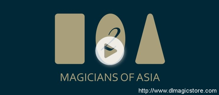 Magicians of Asia – Bundle 2 By Uni, Leeng and Al Chen
