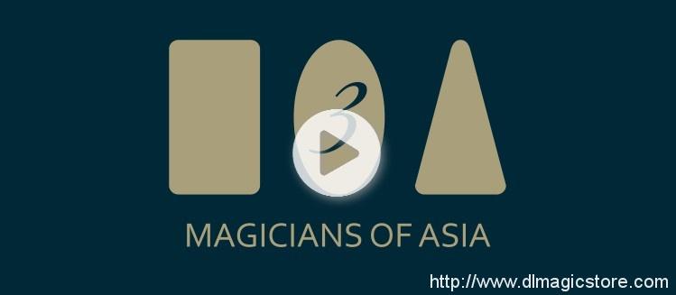 Magicians of Asia – Bundle 3