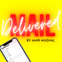 Mail Delivered by Amir Mughal (Instant Download)