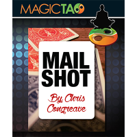 Mail Shot by Chris Congreave and Magic Tao (Gimmick Not Included)