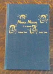 Mainly Mental Volume Two Book Tests by C. L. Boarde