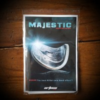 Majestic by Sebastien Calbry (Gimmick Not Included)