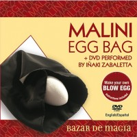 Malini Egg Bag Pro by Iñaki Zabaletta