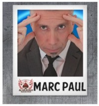 Marc Pauls A.C.T.S of Mentalism 4th-5th April (2 Day set Instant Download)